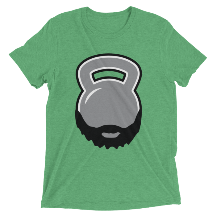 Bearded Kettlebell T-Shirt